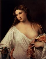 Флора, картина Тициана