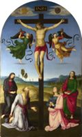 �������, ������� ��������� ���� (The Mond Crucifixion) 1502-1503 ��., � ������� ����� ����������� ������ ���������.
