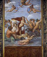 Рафаэль,  «Триумф Галатеи» (Galatea), 1512 год