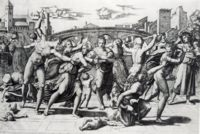 ��������� ��������� (The Massacre of the Innocents), ������������� �������� �� ������ �������