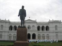 Коломбо. Национальный Музей, Шри-Ланка