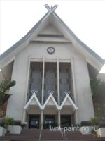 Национальный Музей Малайзии. Куала-Лумпур