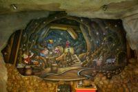 """Роспись стен и декоративно-прикладное искусство - """"Белоснежка и семь гномов"""" (мультфильм)"""