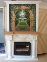 Роспись стен и декоративно-прикладное искусство - Арка
