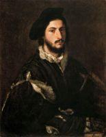 Разное - Тициан «Портрет Винченцо Монти», 85 x 67 см
