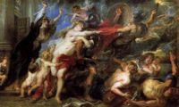 Разное - Питер Пауль Рубенс Последствия войны, галерея Палатина