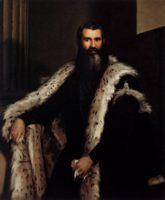 Разное - Джентльмен в мехе рыси, галерея Палатина