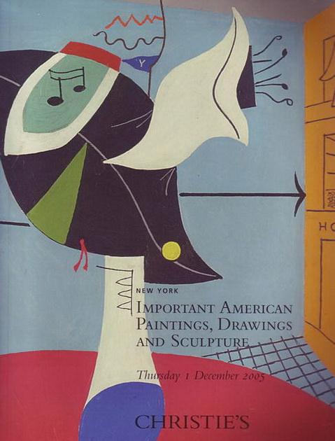 Американская живопись, графика и скульптура