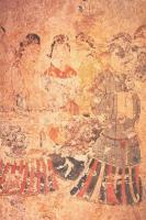 Настенная живопись в гробнице Такамацузука (Takamatsuzuka)