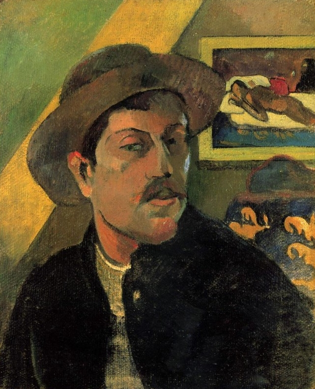 �����, ����������� - ����� ���� ( Paul Gauguin ) ����