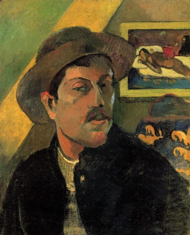 Все картины Гогена Поля (с описанием) - его живопись и биография - Paul Gauguin фото