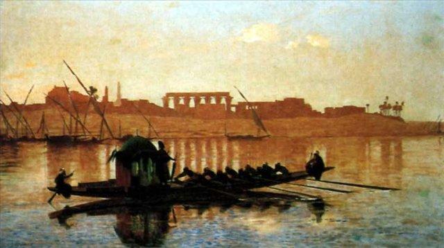 Набросок к экскурсии гарема - Энгр Жан Огюст Доминик ( Jean Auguste Dominique Ingres ) фото