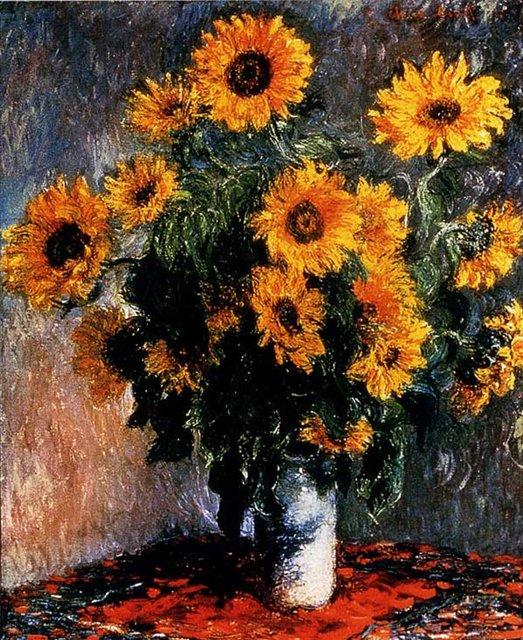 цветы и натюрморты, картины знаменитых художников стран мира - Натюрморт, цветы ( new ) фото