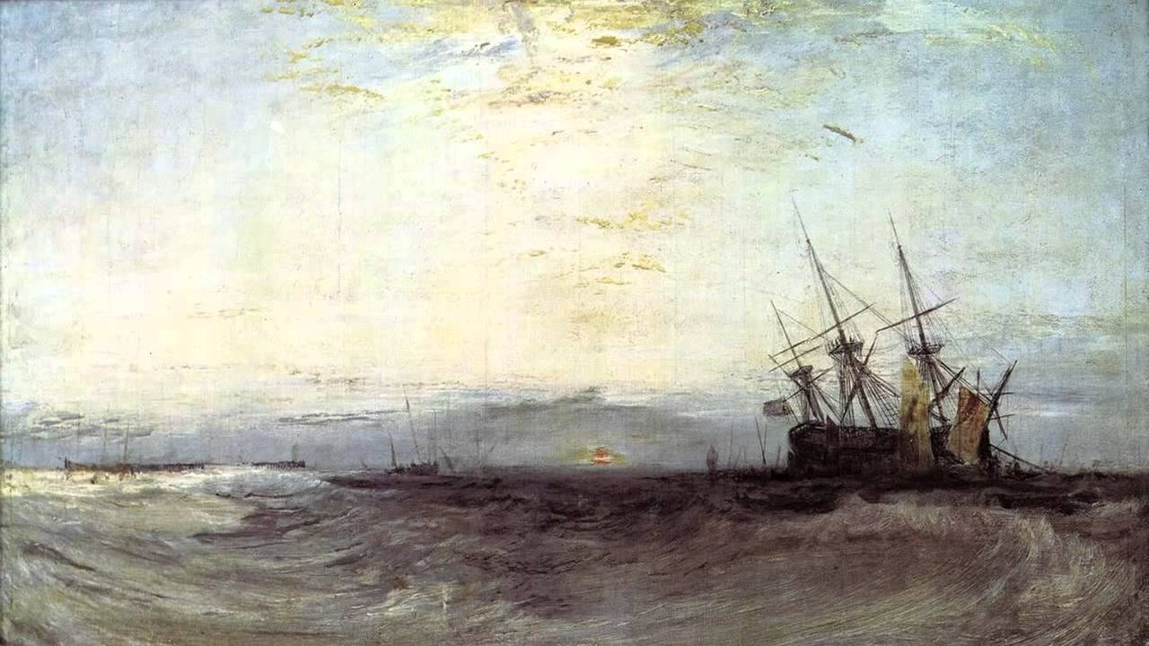 картина < Судно на мели >:: Уильям Тёрнер ( William Turner ) - Тёрнер Уйльям фото