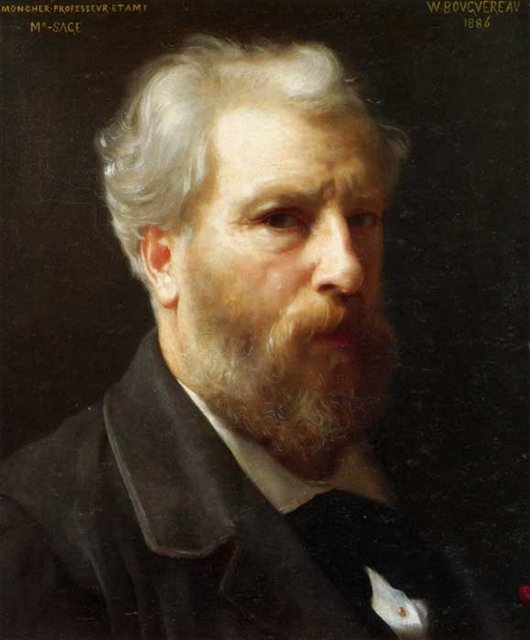 галерея картин Бугеро Адольфа [ Бугро ] - Adolphe William Bouguereau фото