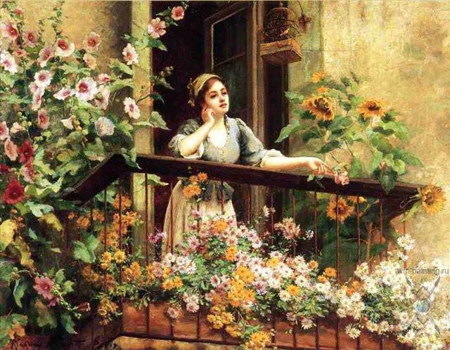 Волнующий момент :: - Натюрморт, цветы ( new ) фото