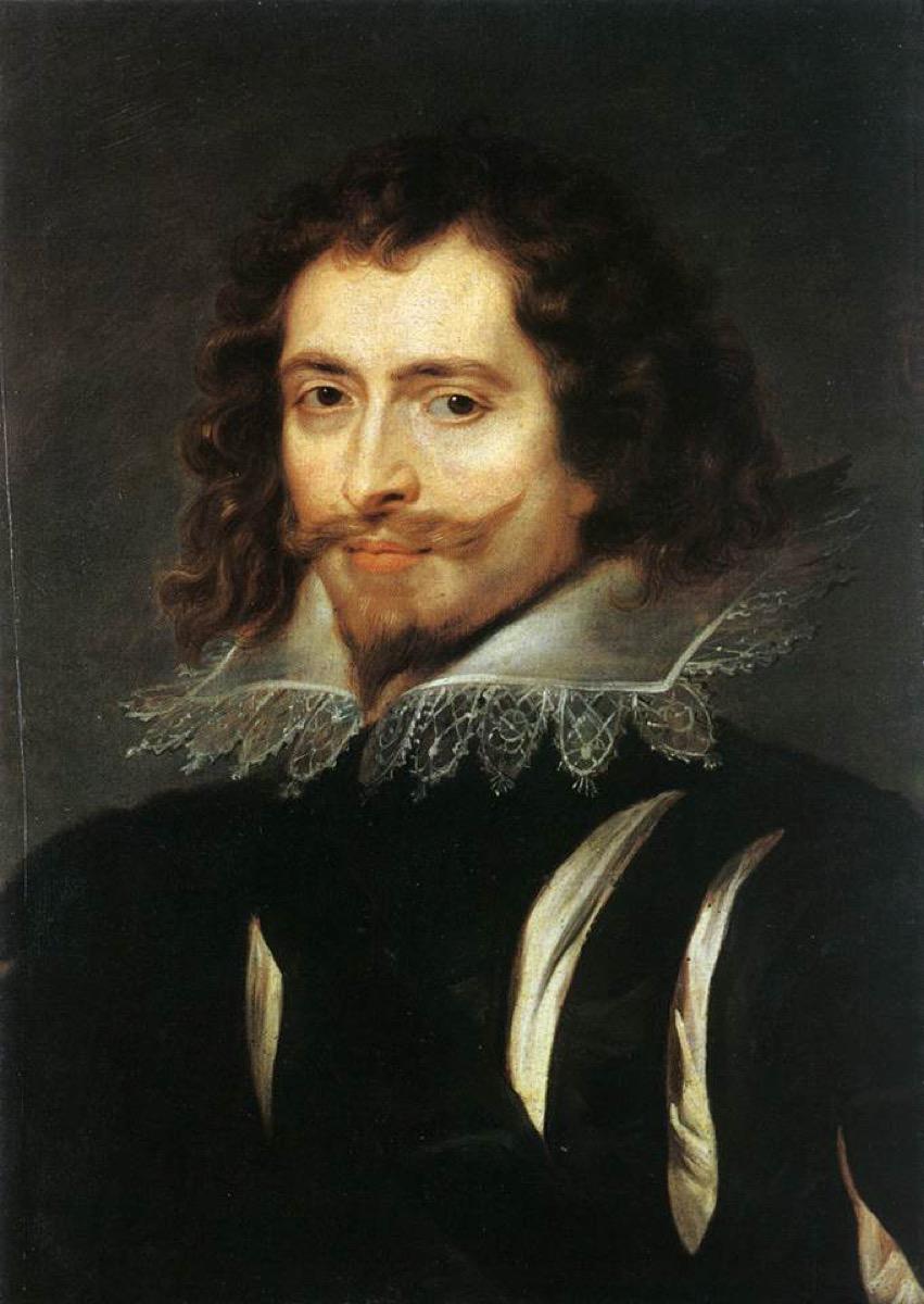 Портрет герцога Бекингема :: Питер Пауль Рубенс - (Peter Paul Rubens) Рубенс Питер Пауль фото