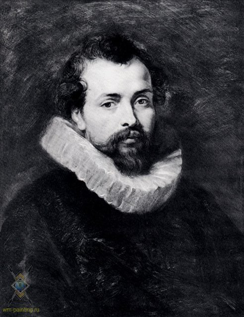 Портрет Филиппа Рубенса :: Питер Пауль Рубенс - (Peter Paul Rubens) Рубенс Питер Пауль фото