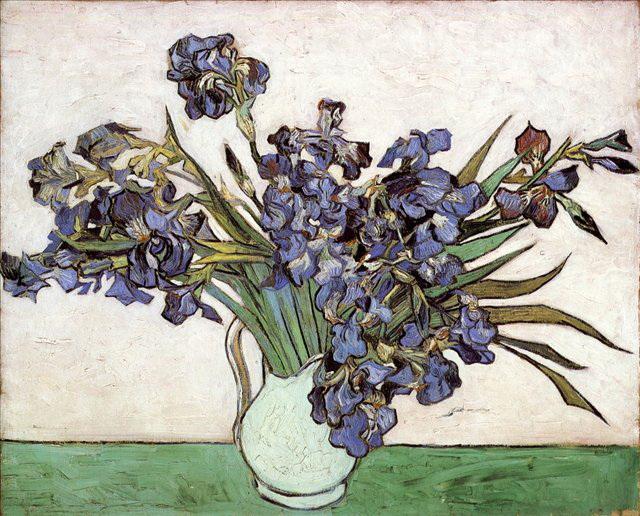 Ирисы :: Ван Гог - Van Gogh (Ван Гог) фото