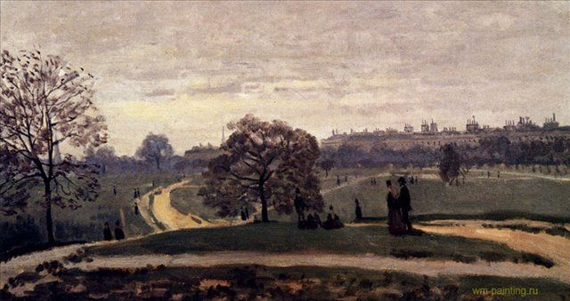 ����-����, ������ :: ���� ���� - ���� ���� (Claude Monet) ����