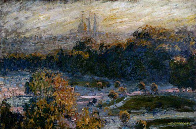 ������� ( ������� ) :: ���� ���� - ���� ���� (Claude Monet) ����