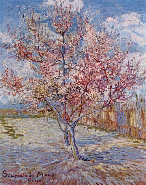Сиреневый подарок :: Винсент Виллем Ван Гог - Van Gogh фото