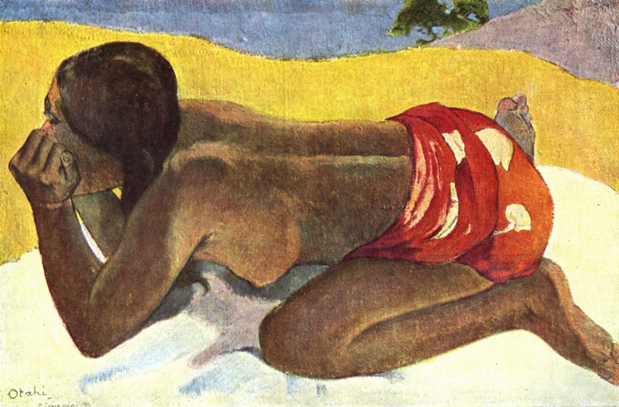 Только взгляни :: Поль Гоген - Paul Gauguin фото