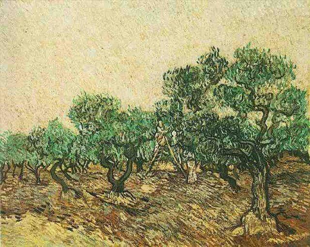 Сбор оливок :: Ван Гог - Van Gogh (Ван Гог) фото