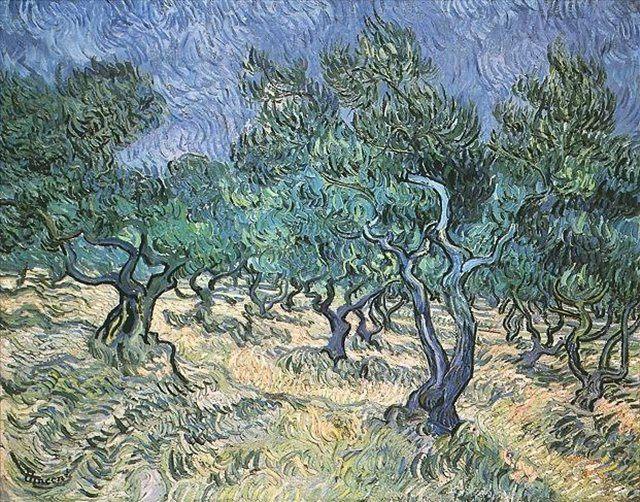 Оливковая роща V :: Ван Гог - Van Gogh фото