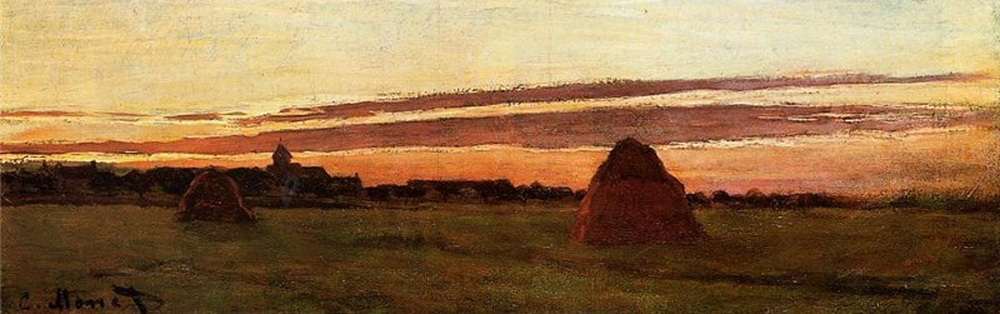 ������� ����� � ���� ( ����� ) :: ���� ���� - ���� ���� (Claude Monet) ����