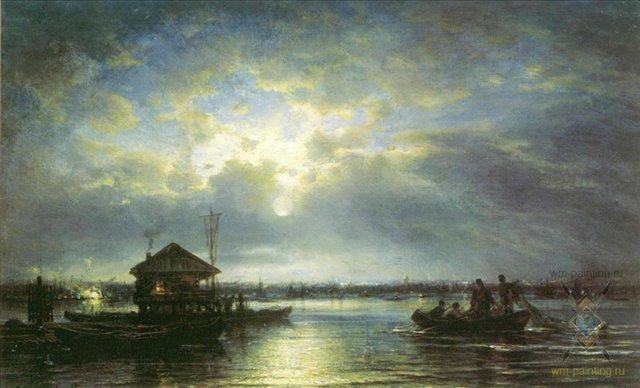 ������ ���� �� ���� � ������� :: ��������� �. �. ( Alexey Bogoliubov ) - ���� � �������� ( ������� �������, seascapes ) ����