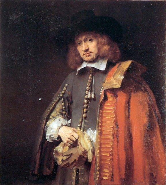 < Ян Шестой > :: Харменс ван Рейн Рембрандт - Rembrandt фото