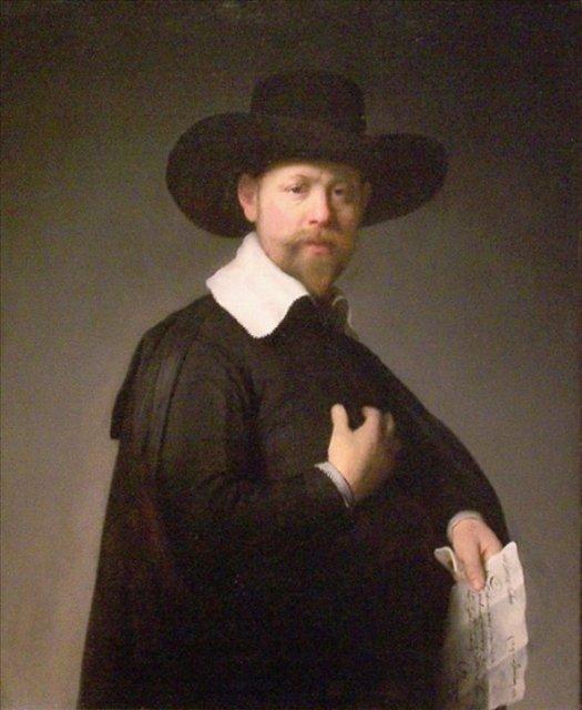 < Мартин Лутен > :: Харменс ван Рейн Рембрандт - Rembrandt (Рембрандт) фото
