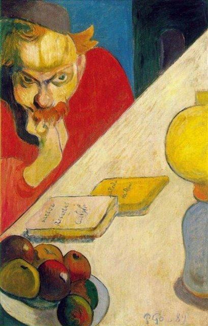 < Меер де Хаан >  :: Поль Гоген [ живопись постимпрессионизм ] - Paul Gauguin фото