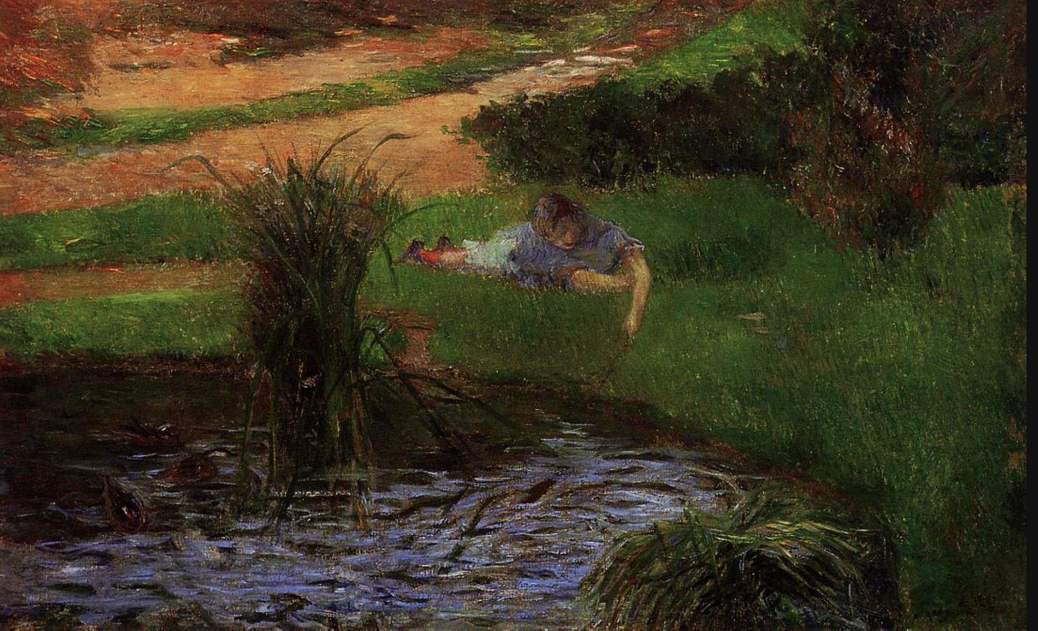 ������ < ���� � ������ (������� ������� �����) >  :: ���� ����� [ �������� ����������������� ] - ����� ���� ( Paul Gauguin ) ����