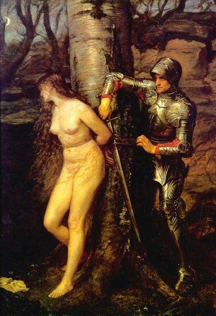 Рыцарь Эрант, Милес - Millais, John Everett фото