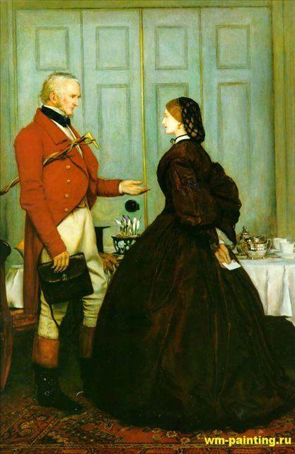 Верь Мне!, Милесс - Millais, John Everett фото