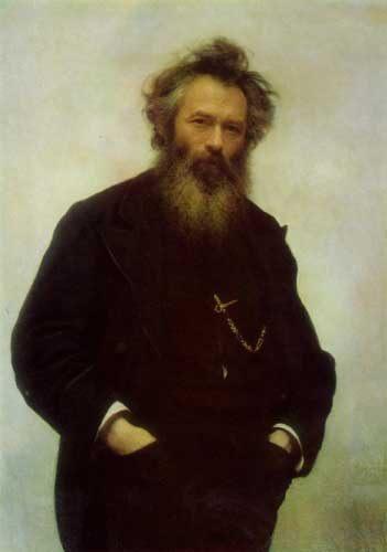 Портрет Ивана Ивановича Шишкина - Ivan Shishkin фото