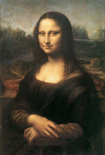 """""""Мона Лиза"""" (Джоконда) :: Леонардо да Винчи - da Vinci Leonardo фото"""