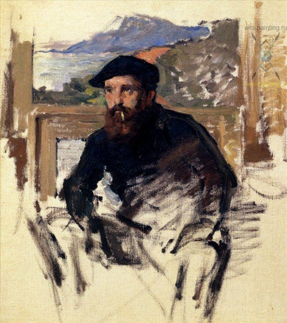 Картины Моне с названием и описанием, биография - Моне Клод (Claude Monet) фото