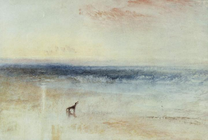 картина < Утро после кораблекрушения >:: Уильям Тёрнер ( William Turner ) - William Turner фото