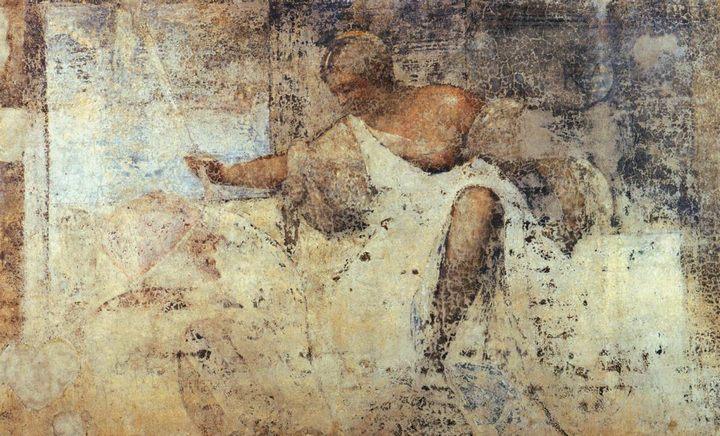 фреска Юдифь :: Тициан Вачелио - Tiziano Veccellio (Тициан) фото
