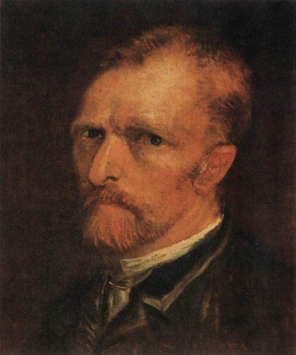 Автопортрет :: Ван Гог - Van Gogh фото