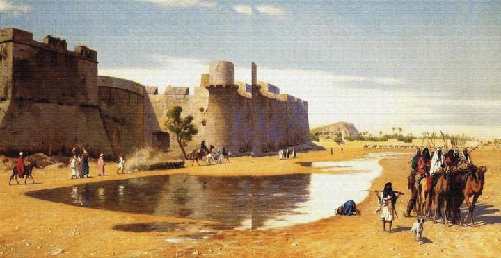 арабский восток, картины - Арабский восток фото