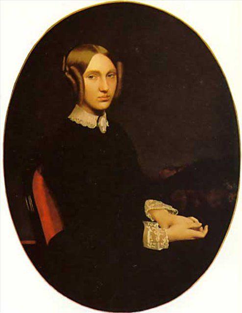 Женский портрет :: Жероме Жан Леон - Портреты фото