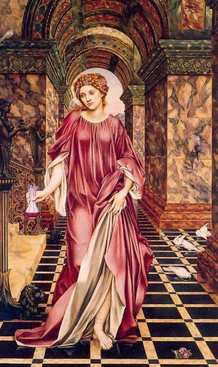 картина Медея :: Эвелин де Морган - Античная мифология фото