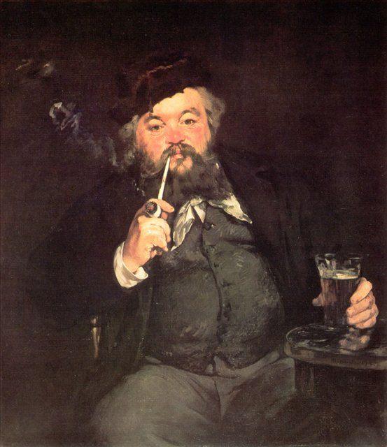 картина Кружка хорошего пива - Edouard Manet фото