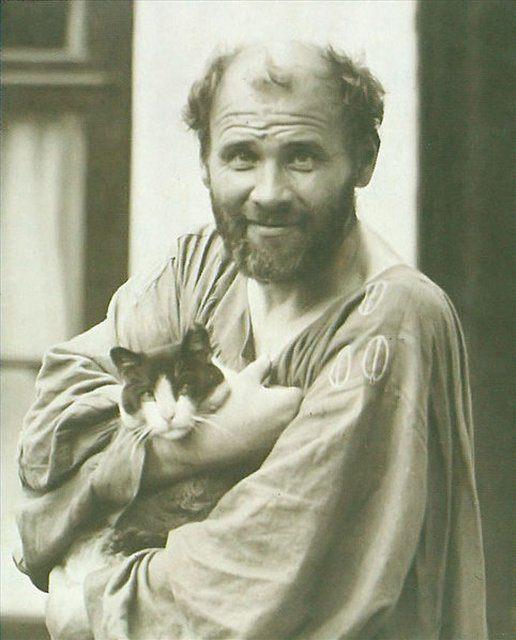 Густав Климт - картины основоположника модерна в живописи с названиями и описанием - Gustav Klimt фото
