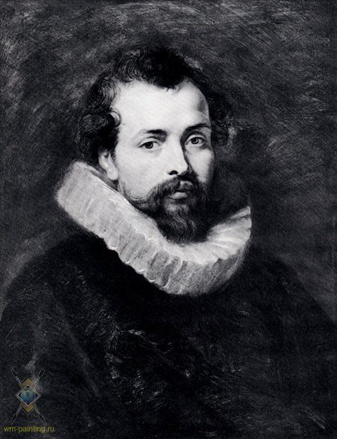 Портрет Филиппа Рубенса :: Питер Пауль Рубенс - Peter Paul Rubens фото