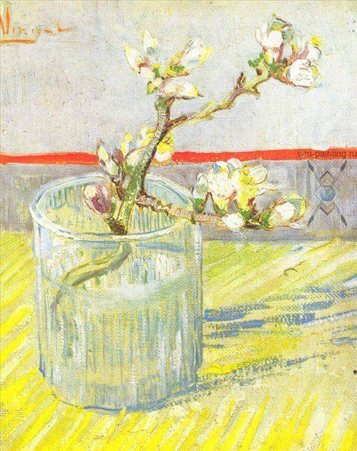 ветка цветущего миндаля :: Ван Гог - Van Gogh фото